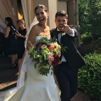 Jerry Ferrara marries Breanne Racano