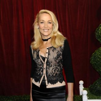 Jerry Hall: My Long-distance Relationship Is Difficult