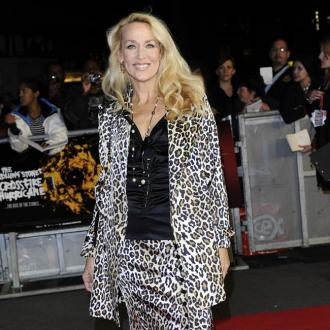 Jerry Hall Will Grow Old Gracefully