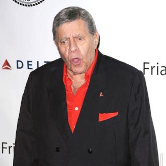 Jerry Lewis died of heart failure