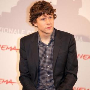 Jesse Eisenberg Acts To Help Relieve Anxiety