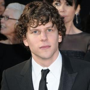 Jesse Eisenberg Not Burdened By Humour