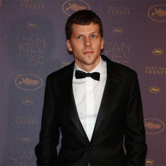 Jesse Eisenberg's anxiety struggle