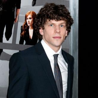 Jesse Eisenberg loved sex jokes as a teen