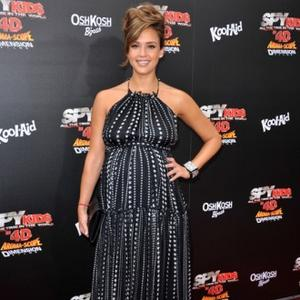 Jessica Alba Welcomes Second Daughter