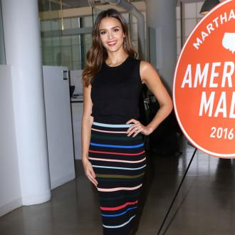 Jessica Alba buys Kinder Eggs from around the world