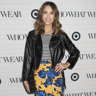 Jessica Alba: I wasn't allowed to look at the Beverly Hills, 90210 cast