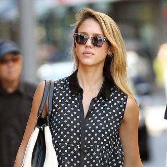 Jessica Alba Refused To Strip For Sin City 2