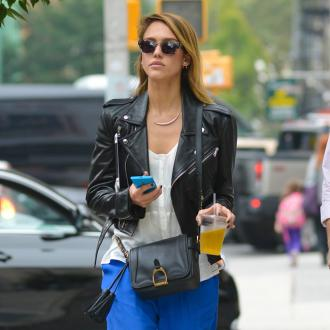 Jessica Alba Will Never Wear Mini Shorts