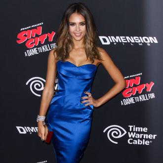Jessica Alba Had 'Super' Imagination