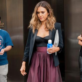 Jessica Alba regrets not going to college