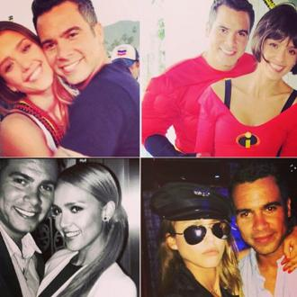 Jessica Alba Celebrates Fifth Wedding Anniversary