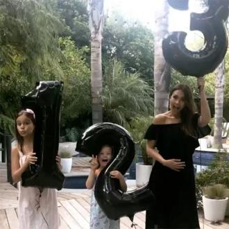 Jessica Alba expecting third child