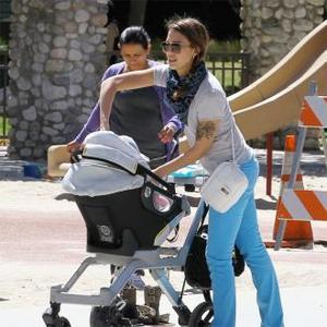 Jessica Alba Drops 'Irrational Mum Behaviour'