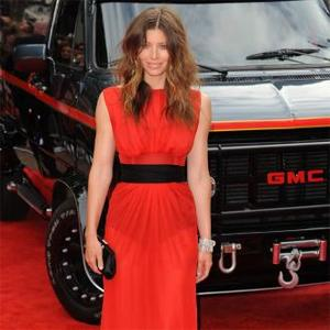 Jessica Biel Won't Be Around Drugs