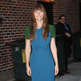 Jessica Biel Loves Being Married