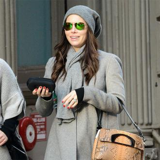 Jessica Biel is 'thrilled' to be pregnant