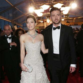 Jessica Biel's new movie is 'a family affair'