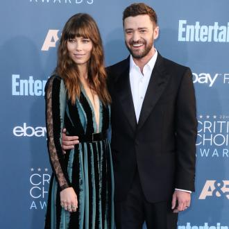 Jessica Biel: 'I hope I'm inspiring' to Justin Timberlake