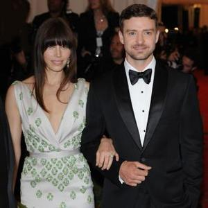 Justin Timberlake Celebrates Engagement To Jessica Biel