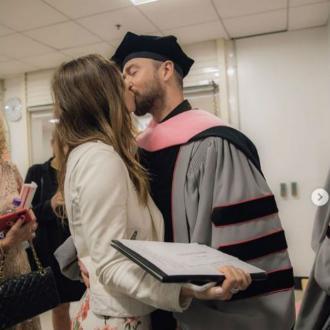 Jessica Biel's loving tribute to Justin Timberlake
