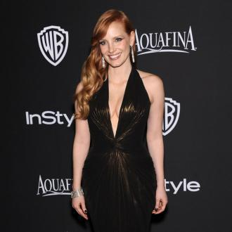 Jessica Chastain's 'depleting' role