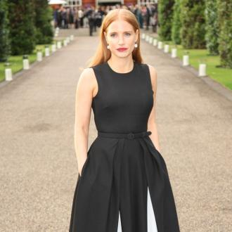 Jessica Chastain drained by horror movie