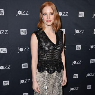 Jessica Chastain: I'm 'so shy'