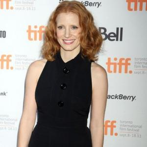 Jessica Chastain's 'Strange' Career