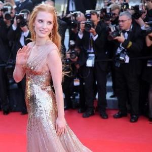 Jessica Chastain To Represent New Yves Saint Laurent Fragrance