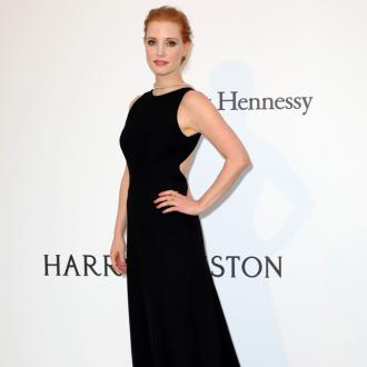 Jessica Chastain is the face of Ralph Lauren's new fragrance