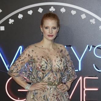 Jessica Chastain calls for movie quotas