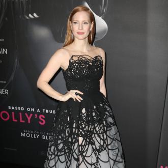 Jessica Chastain, Olivia Munn support Catt Sadler