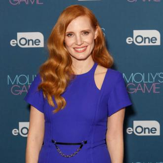 Jessica Chastain reveals why she's steered clear of 'male templates'