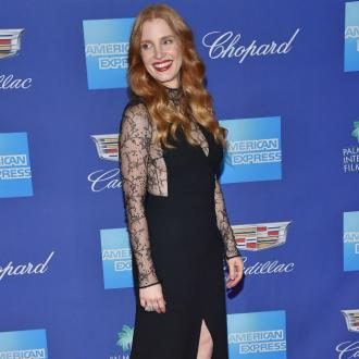 Jessica Chastain feels 'more happy' now she's married