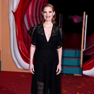 Jessica Chastain was terrified before The Eyes of Tammy Faye