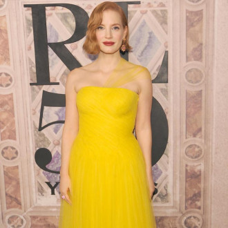 Jessica Chastain: Stop blaming women for having lots of clothes and shoes
