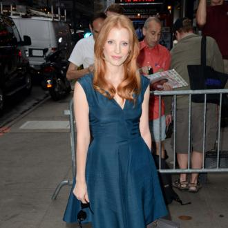 Jessica Chastain: I'm Not A Sex Symbol