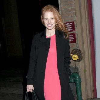 Jessica Chastain Won't Date Actors