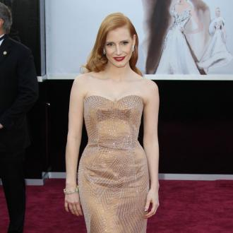 Jessica Chastain Joins Crimson Peak