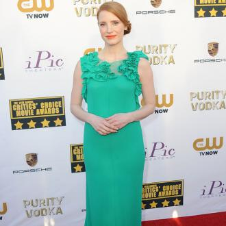 Jessica Chastain slams nude photo leak hackers