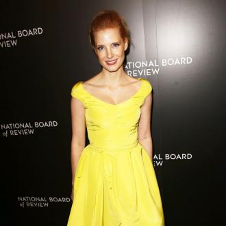 Jessica Chastain Opens Up About Depression