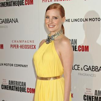 Jessica Chastain: Matthew Mcconaughey Is 'Gorgeous'