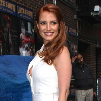 Jessica Chastain Hits Back At Russell Crowe