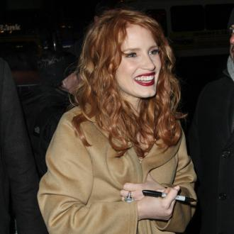 Jessica Chastain Was A 'Terrible Student'