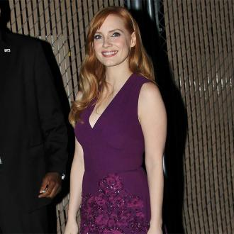 Jessica Chastain excited by Star Wars trailer