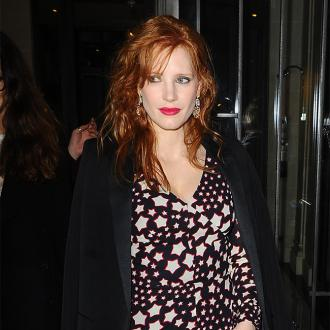 Jessica Chastain's New Apartment 'Is Haunted'