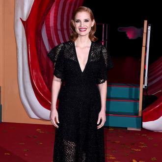 Jessica Chastain tested by director Andy Muschietti on It Chapter Two