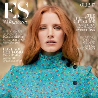Jessica Chastain wants more women in power