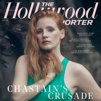 Jessica Chastain passionate about equal pay